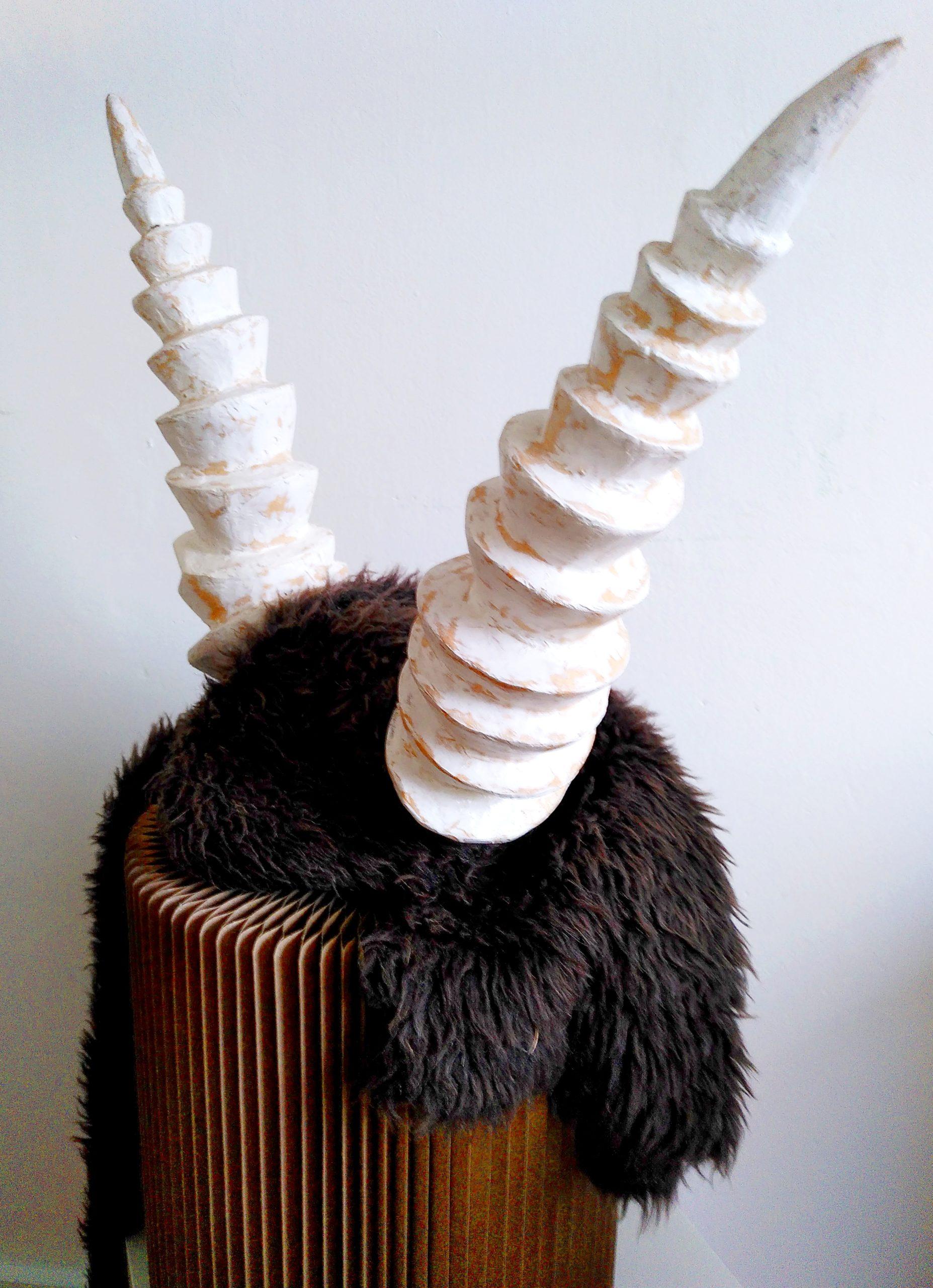 Minotaur headwear